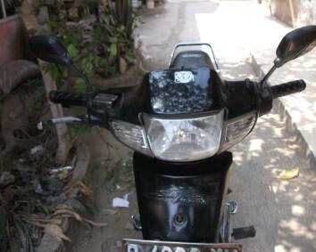 JUAL MOTOR MURAH SUPRA X TH 2001 BEKASI SE-KASKUS