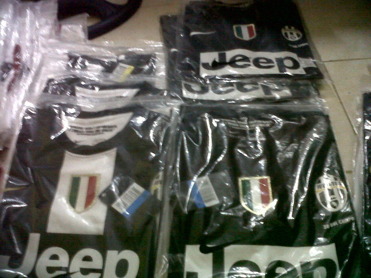 Jual Jersey Grade Ori Player Issue Start From Rp. 125.000 (Ready Stok)