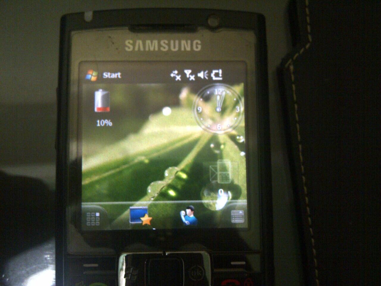 Jual Samsung i780 Malang - Surabaya