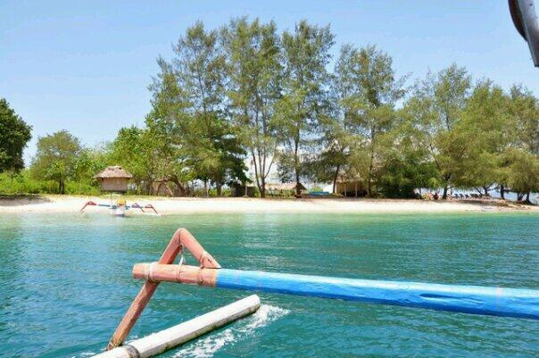 Pulau Surga yang Ideal