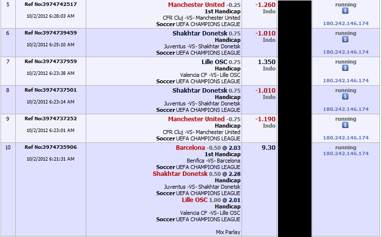 Prediksi & Free Tips, Soccer Games All Leagues. No Pay, but Still Gain! Amin! :D - Part 5