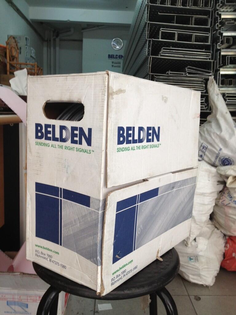 Terjual Jual Segala Jenis Kabel Belden Original Termurah Kaskus Lan Utp Usa  Per Meter