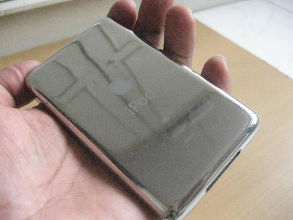 I pod Classic 7th generation 160GB