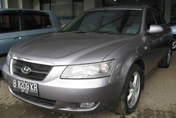 hyundai sonata 2500 cc kondisi terawat th 2005