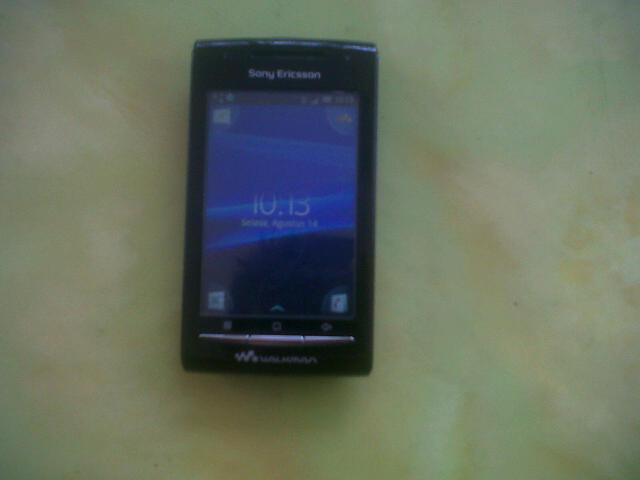 Sony Ericsson W 8