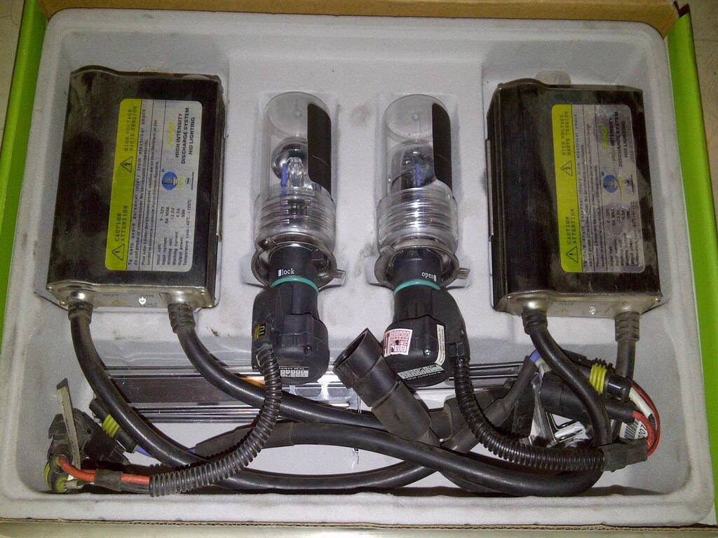 Terjual Dijual Santai 1 Set Lampu Hid Rumah Fog Lamp Kaskus Wiring