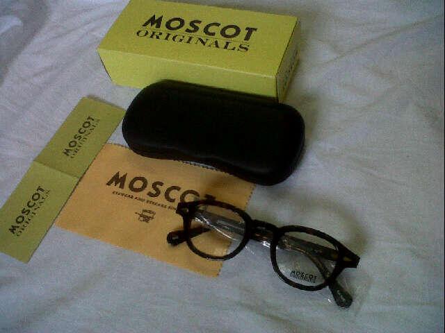 [WTS] Kacamata Moscot Lemtosh, Tortoise, Size S. MURAH!!!