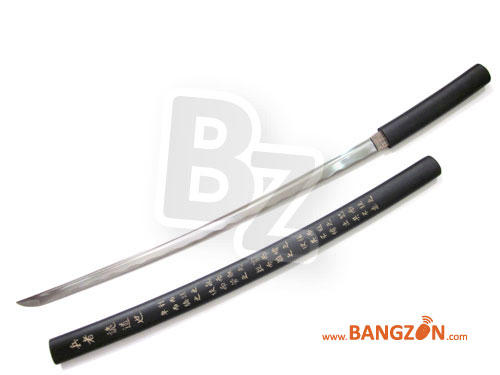 Jual Sepasang Pedang Samurai Black Wood Katana ( Spesial Price )