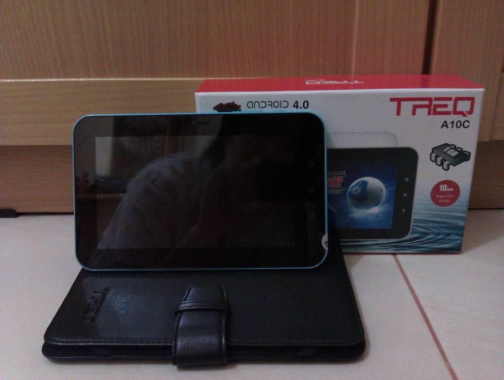 Dijual Tablet pc Treq A10c
