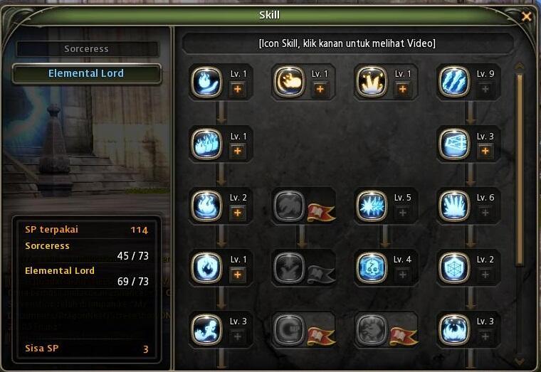 JUAL>Elemental Lord (DN INA) ada Mount