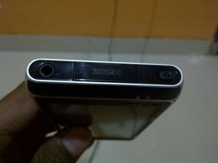 jual nokia N8 silver good condition batangan