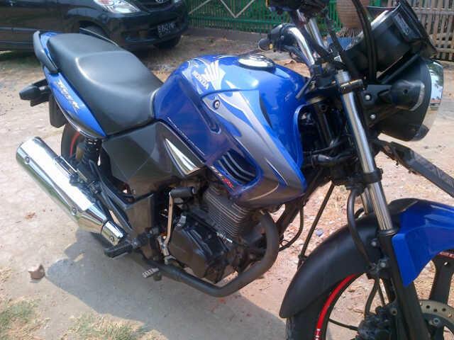 Jual Motor Honda Tiger Tahun 2007 Masih Mulus!!!