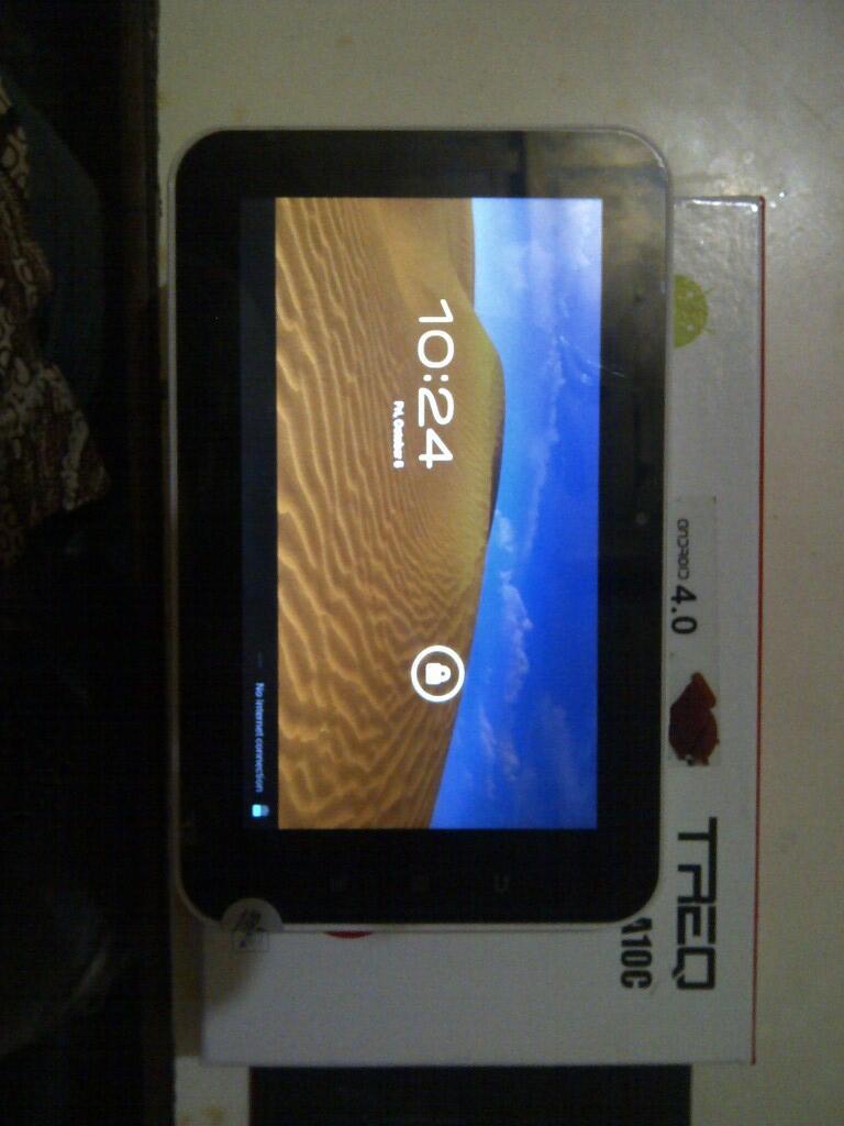 Tablet PC TREQ A10C Rp. 1000.000,- aja (nego tipis)