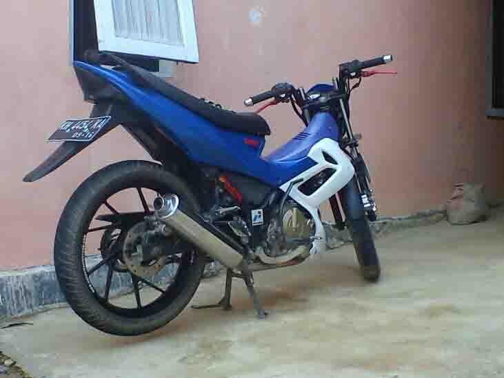 satria f 150