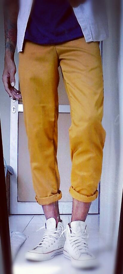 custom chino pants
