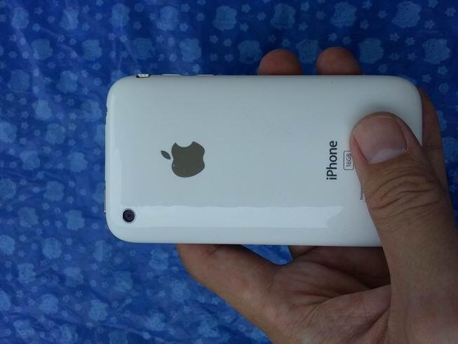 IPHONE 3GS 16GB MULUS BOGOR M U R A H