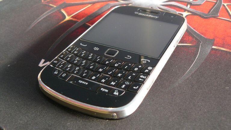 2nd Blackberry Dakota Nuked, ngga nyampe 2jt gan...