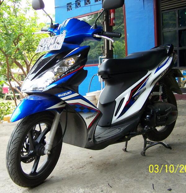 Jual Sky Drive Racing Edition 2011