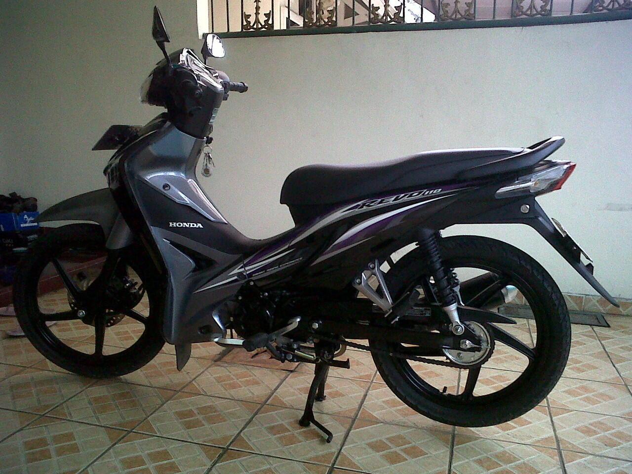 Di Jual Honda Absolute cw 2011 - Hitam