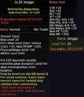 Jual Char DragonNest Indo Server Althea SwordMaster Level 40 FE (Pict)