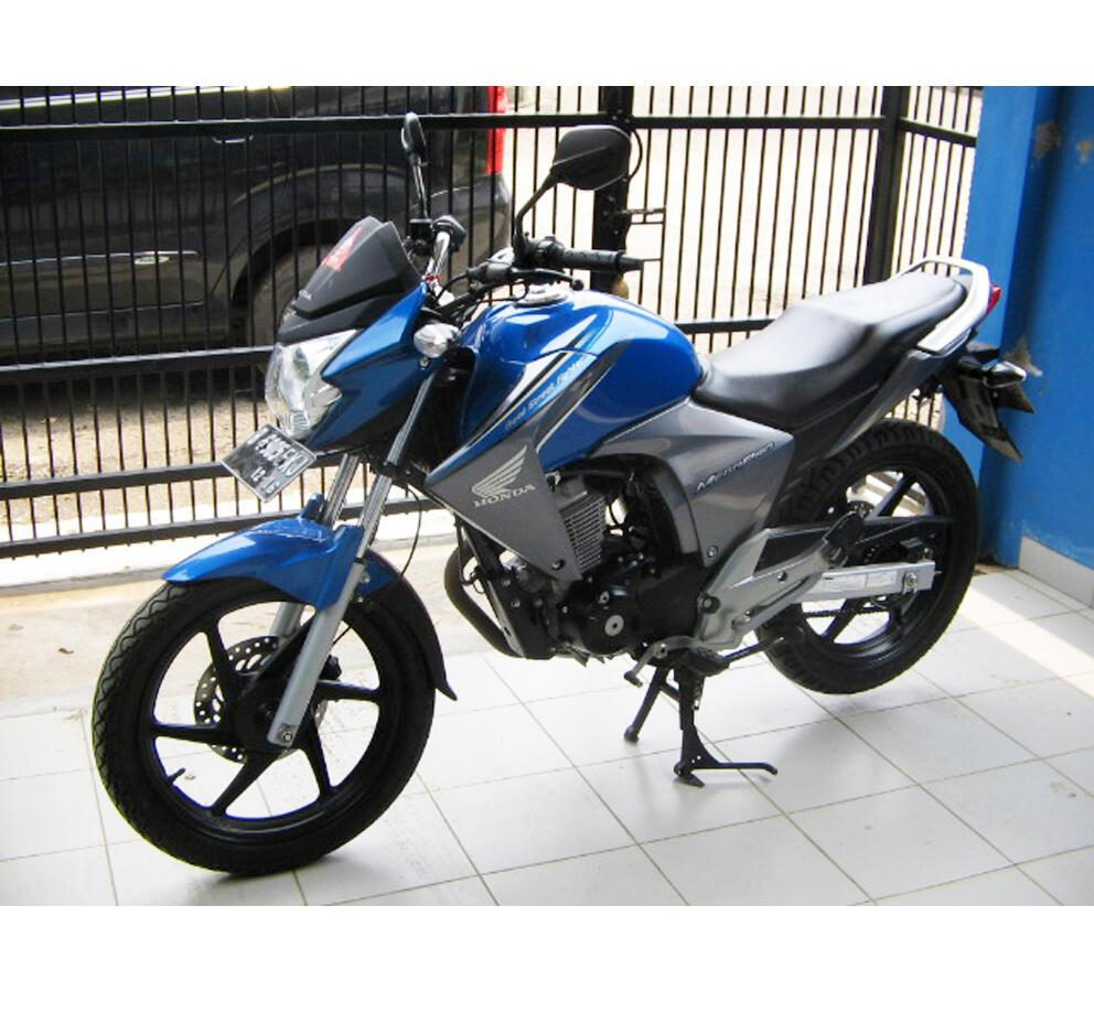 Honda New Mega Pro 2011