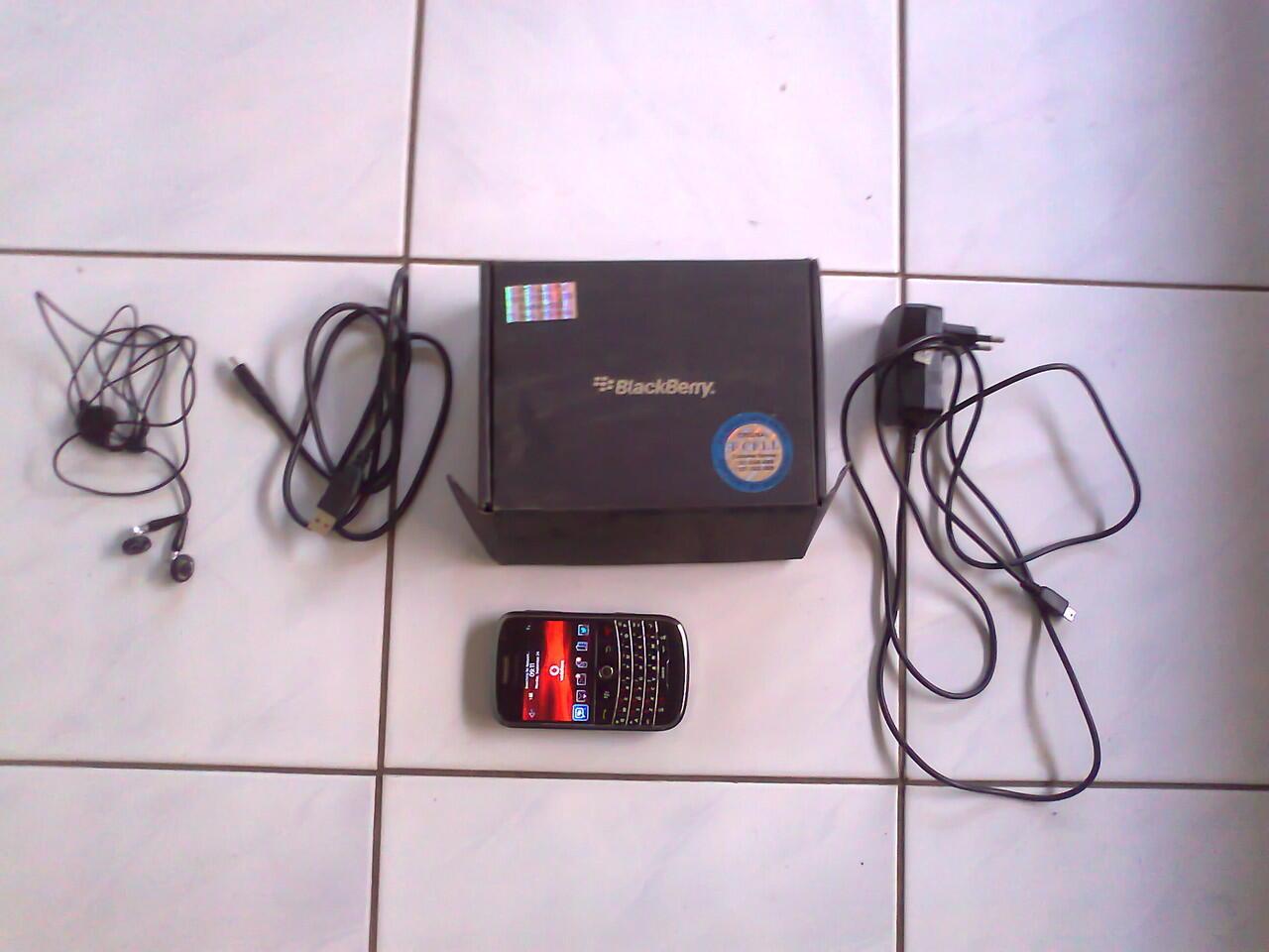 Blackberry Bold 9000 black 2nd