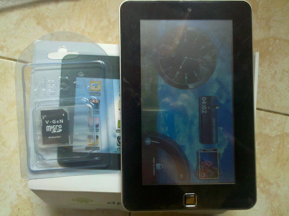 tablet dpad dtc G150 jarang di pake