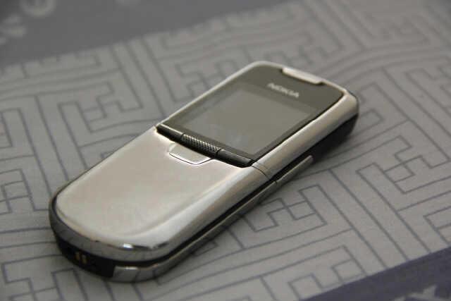 Nokia 8800 Classic (BATANGAN)
