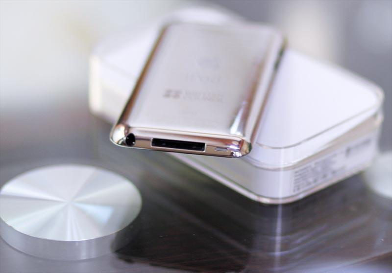 [JUAL] IPOD TOUCH 32GB Gen4 + ada logo BRITISH COUNCIL