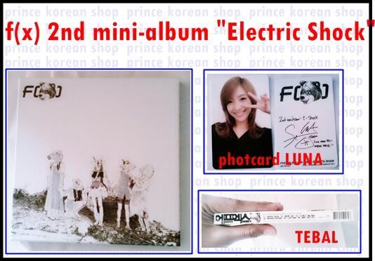Album F(X) Electric Shock