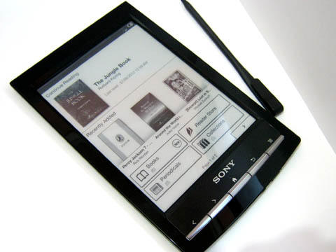 E-Book Reader Sony PRS-T1 Yogya