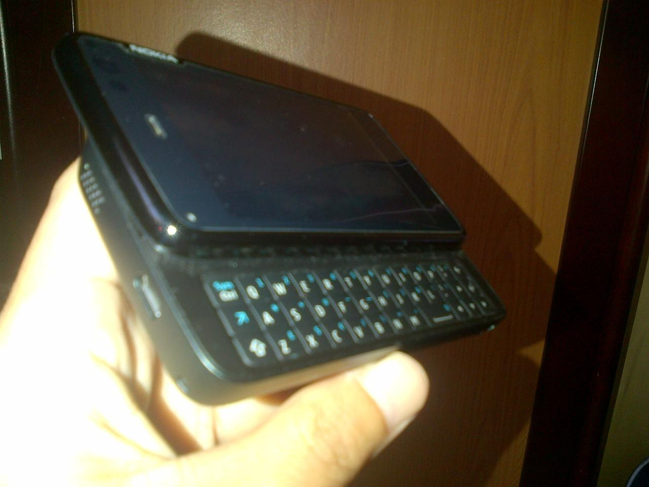 NOKIA N900 [MINT] Arm Cortex A8|32GB Ex TRIKOMSEL