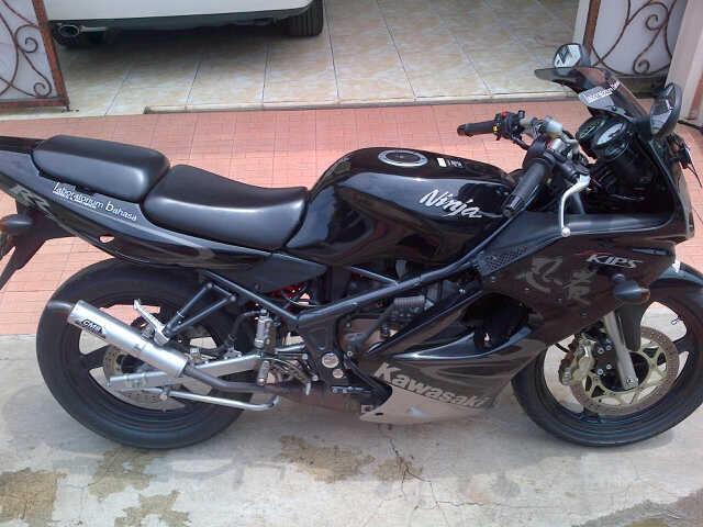 Kawasaki Ninja 150RR