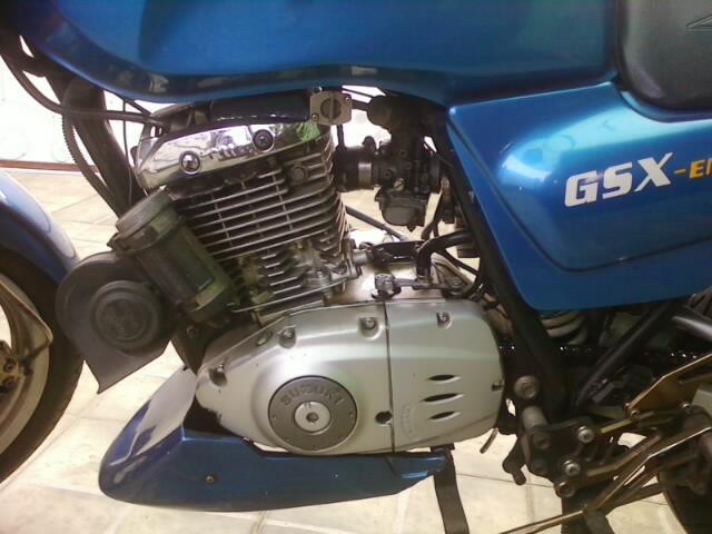Thunder 125 Modif
