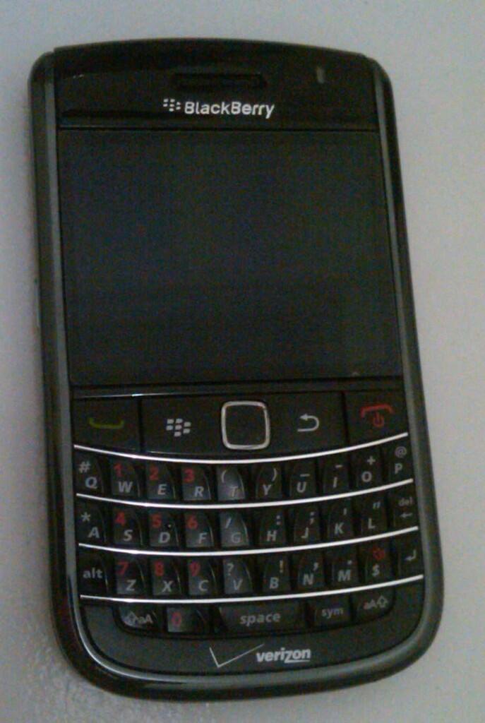 Blackberry Bold 9650 Second Milik Sendiri