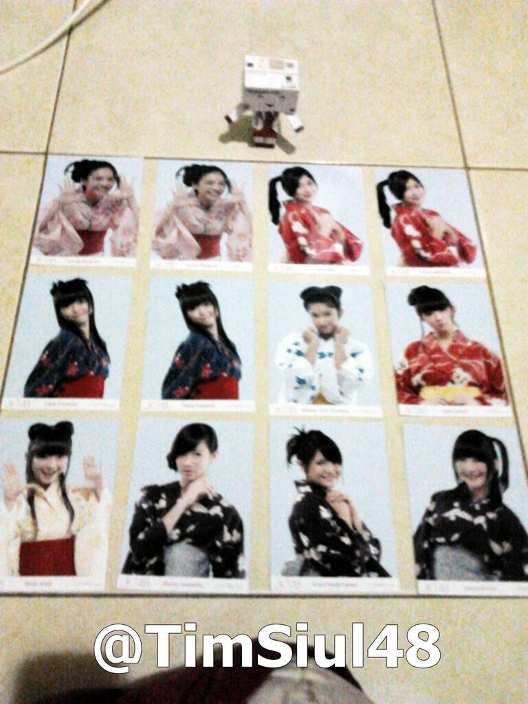 [Photopack] Yukata JKT48