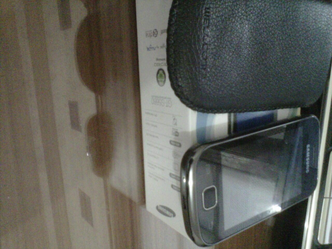 Jual Samsung Galaxy Gio, Bandung, dijamin masih mulus dan mantap tap tap