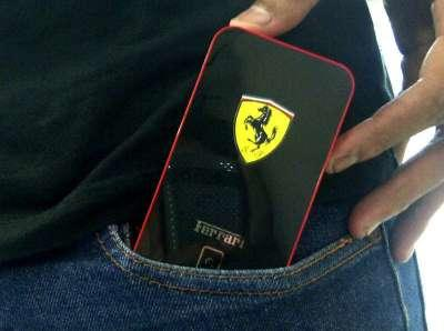 SELL>>POWER BANK FERRARI 600mha & POWER BANK 1200mha