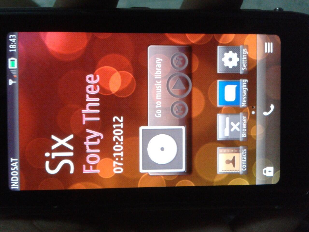Nokia N8 Batangan Apa Adanya