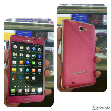 FS: Samsung Galaxy Note Pink 2nd... BM!