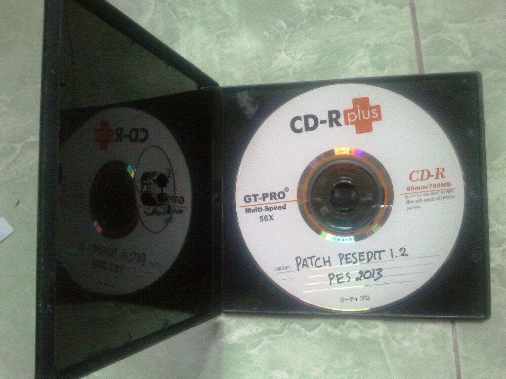JUAL DVD PES 2013 MURAH!! 15000 BONUS PESEDIT PATCH
