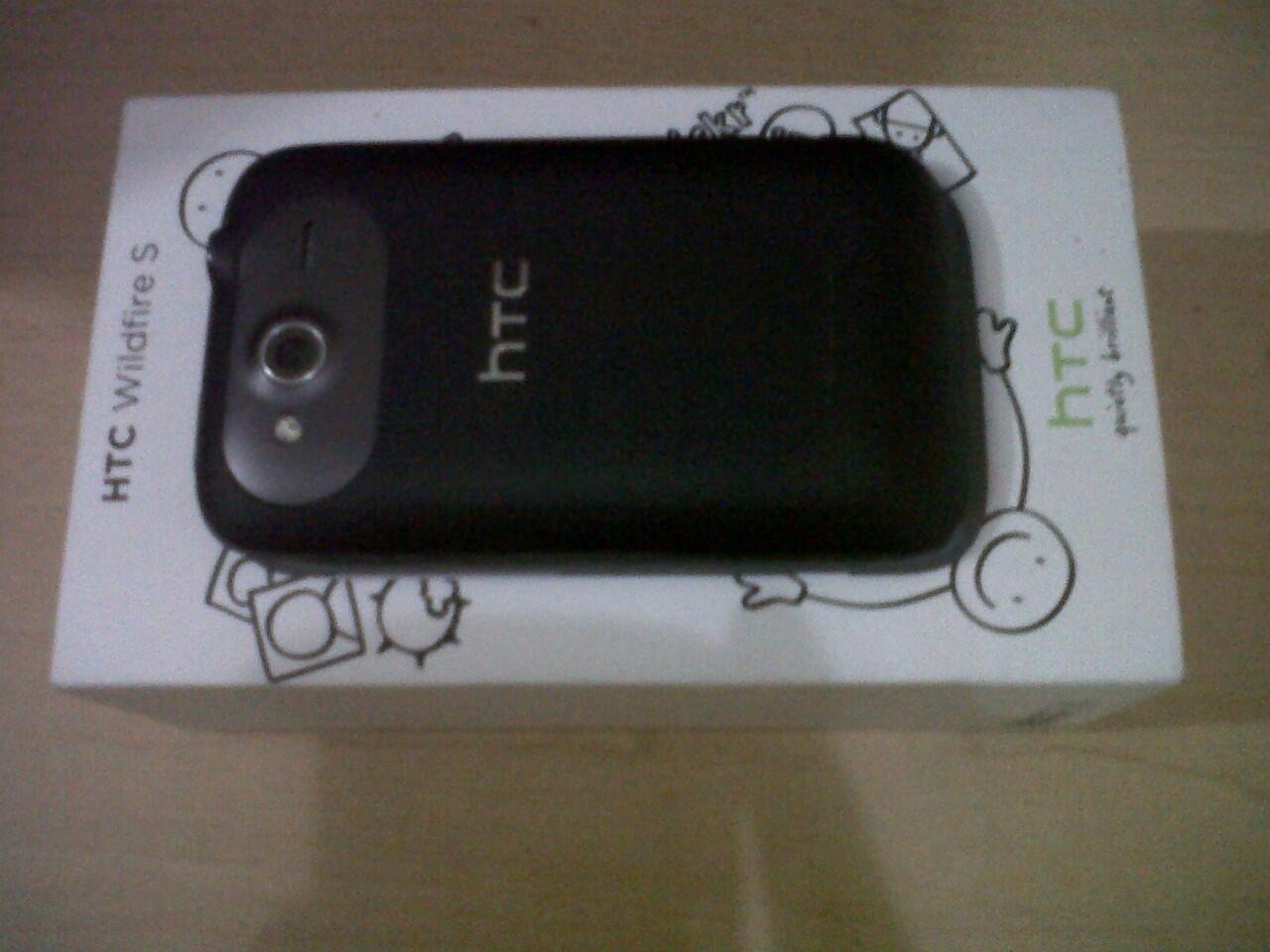 HTC Wildfire S dan Telkomsel Flash Unlimited