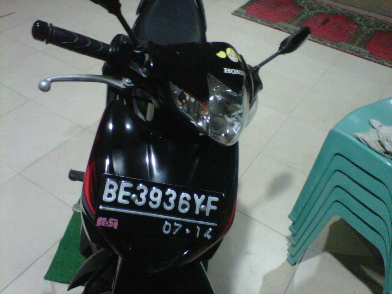 absolut Revo th. 2009 JARANG PAKAI