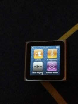 Ipod nano 6th gen 8gb Fullset no box