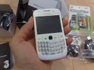 Jual blackberry gemini 8520 dengan harga Rp.1.000.000
