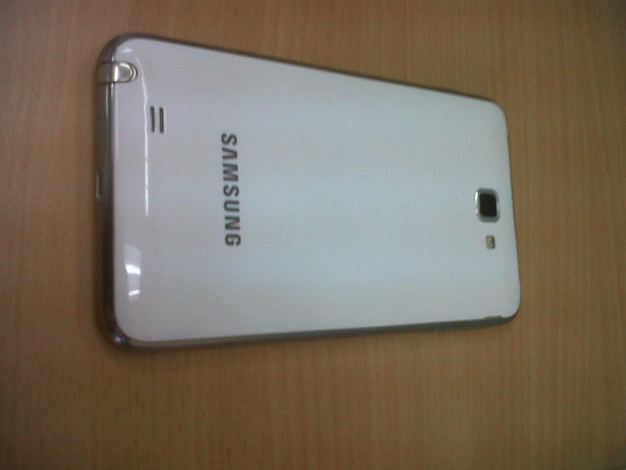 <Jual> Galaxy Note 5.3 Warna Putih