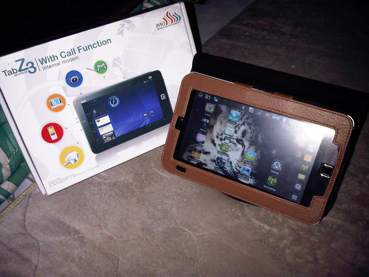 Dijual Tablet IMO Z - 3 Muluss and Murahh !!!