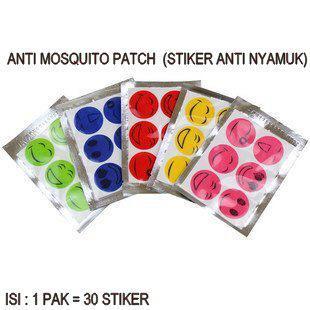 Beau Stiker Anti Nyamuk Isi 3 Set Multicolor Daftar Harga Terkini Jual Hito .
