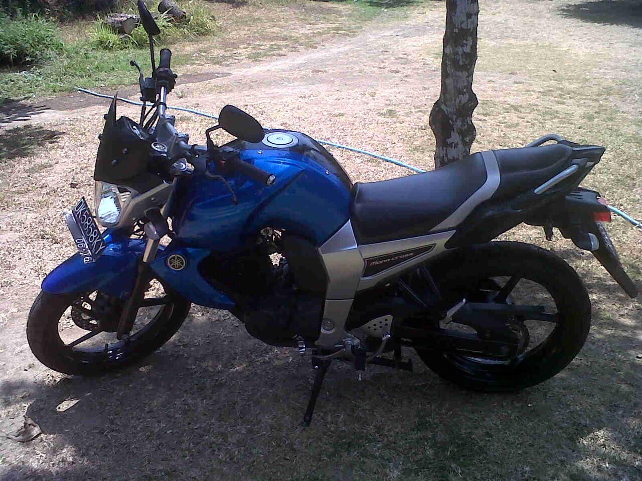 Yamaha Byson 2011 Warna Biru