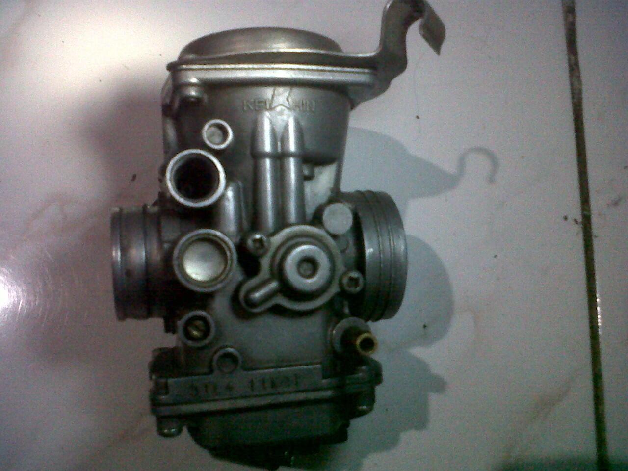 karburator original yamaha mio komplit mulus bandung